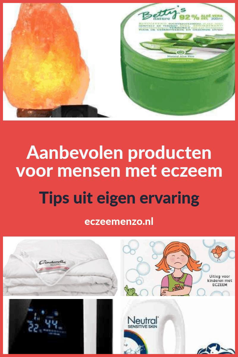 aanbevolen producten voor mensen met eczeem pinterest image 1