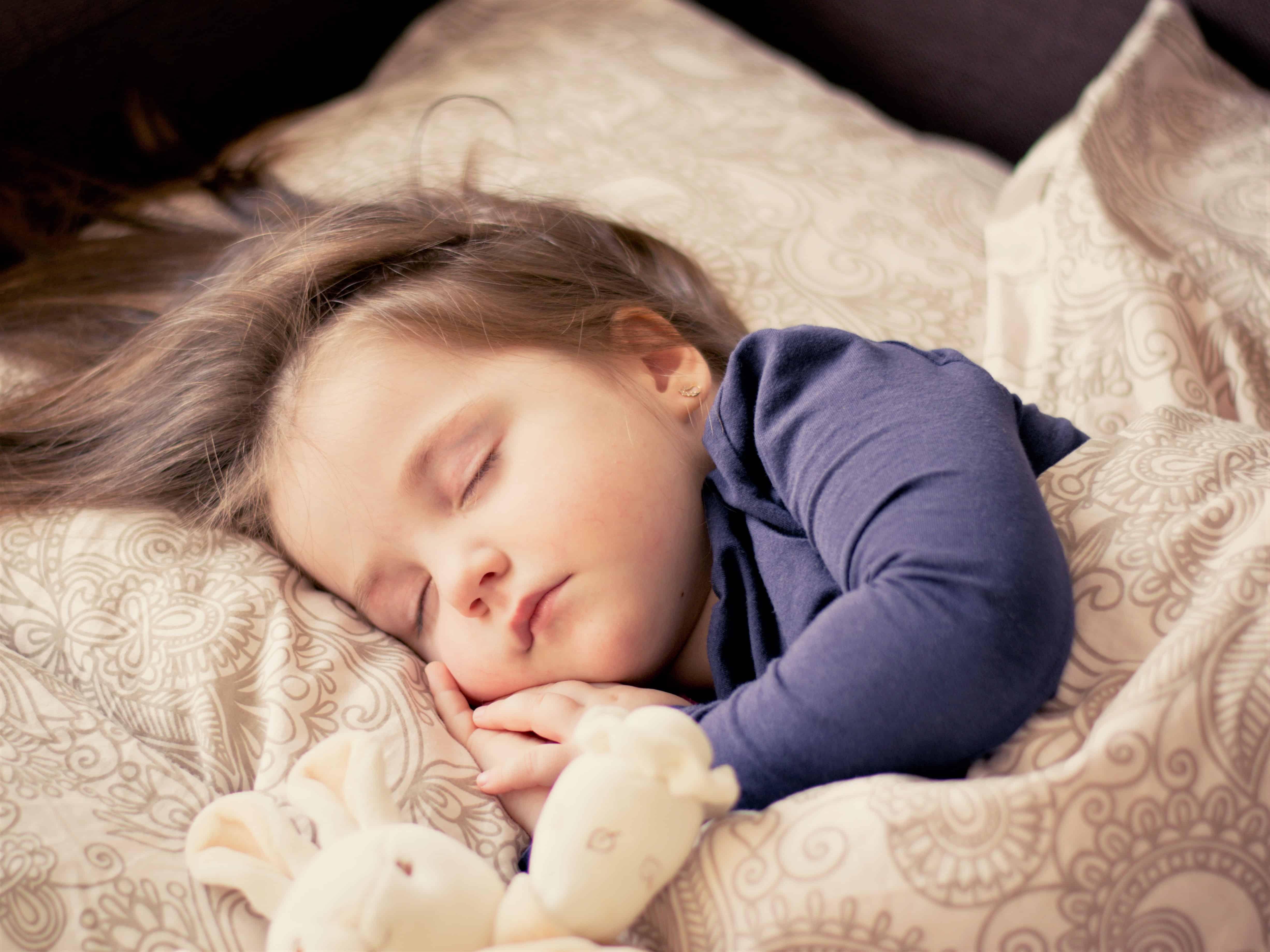 beter slapen met eczeem