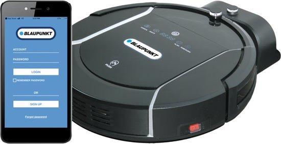 blaupunkt robot stofzuiger met hepa filter voor mensen met eczeem