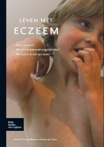 boek over leven met eczeem